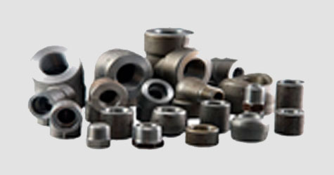 High Pressure Fittings - Benton Piping Systems